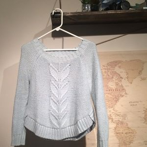 Aerie Super Soft Chunky Sweater